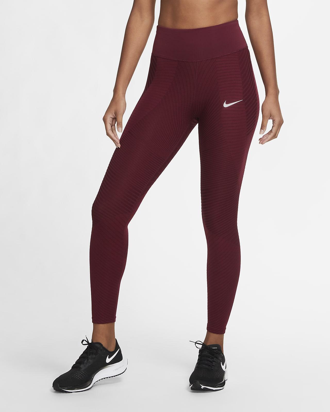 Nike Epic Luxe strukturierte Lauf-Leggings für Damen