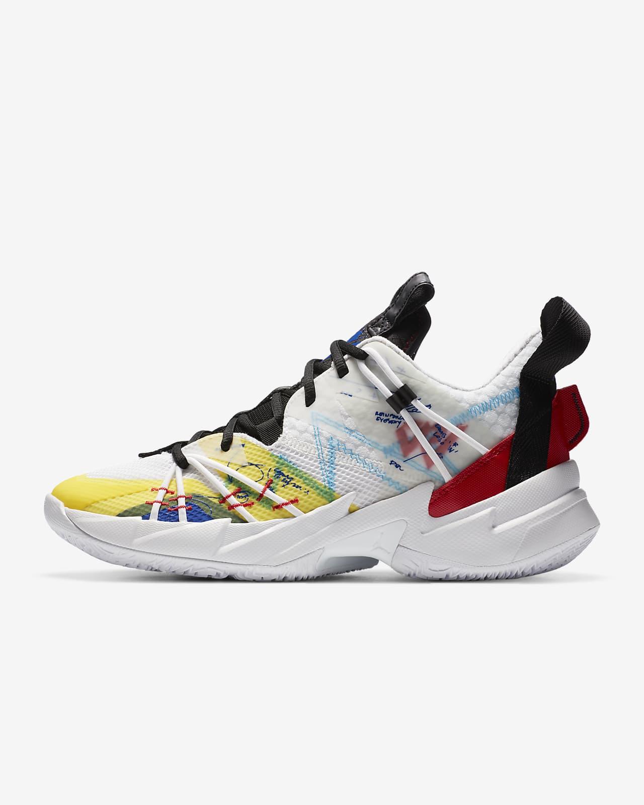 Chaussure de basketball Jordan « Why Not? » Chaussure de basketball Zer0.3 SE pour Homme