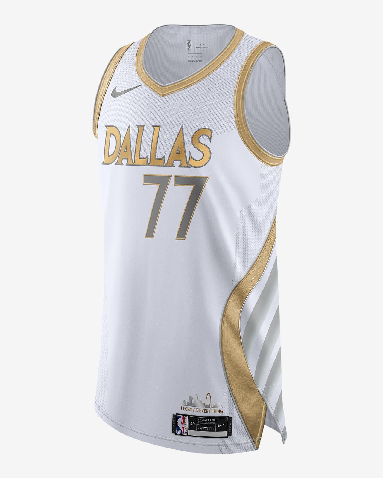 Imaginación Resistencia Bocadillo  Dallas Mavericks City Edition Nike NBA Authentic Jersey. Nike.com