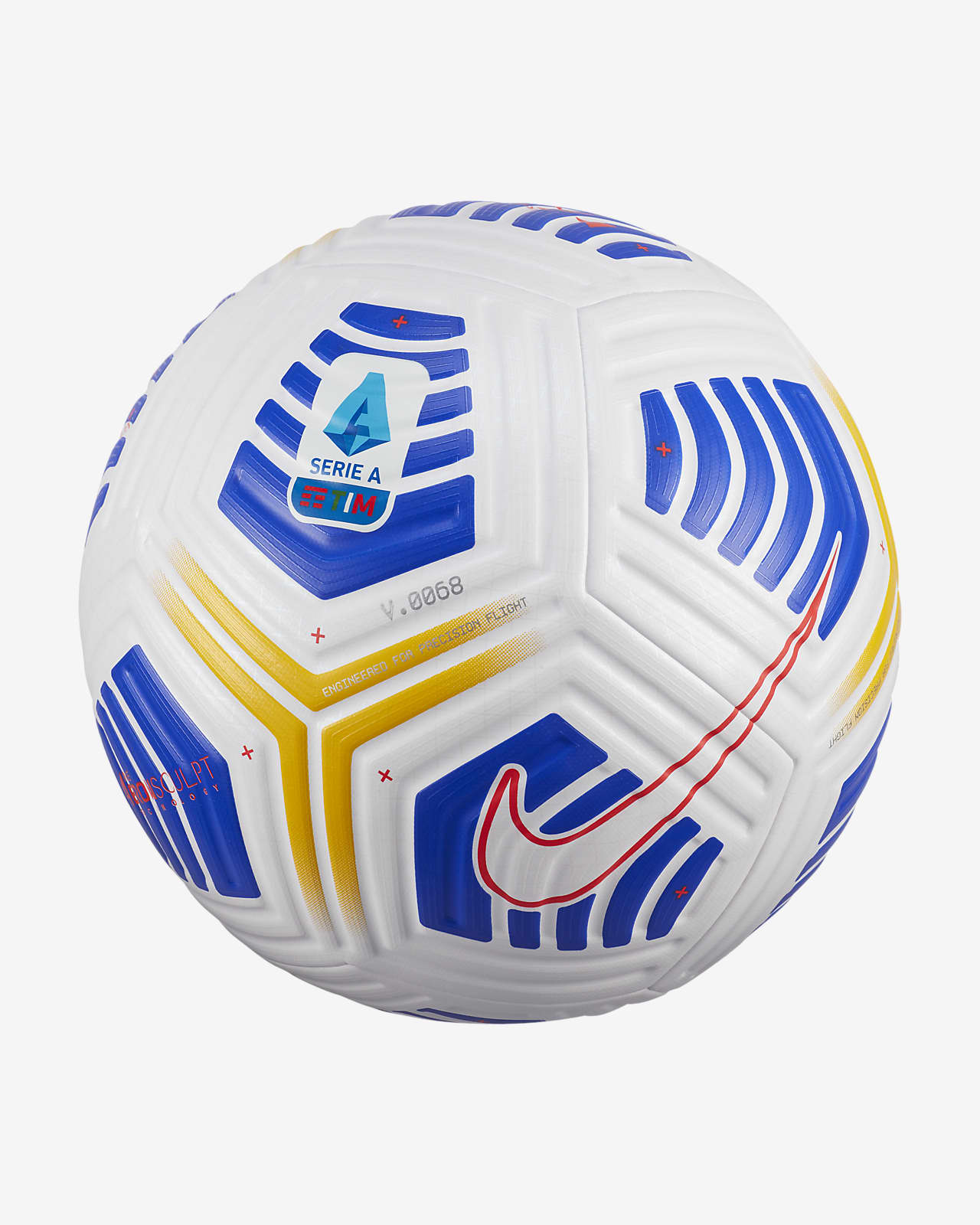 Serie A Flight Football Nike Lu
