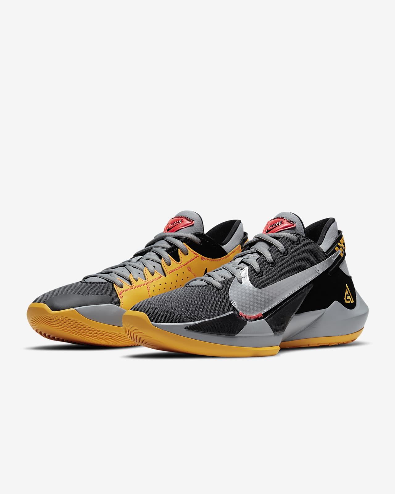 Chaussure de basketball Zoom Freak 2. Nike BE