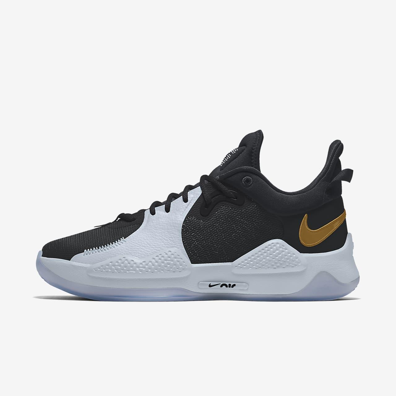 PG 5 By You Custom Basketball Shoe