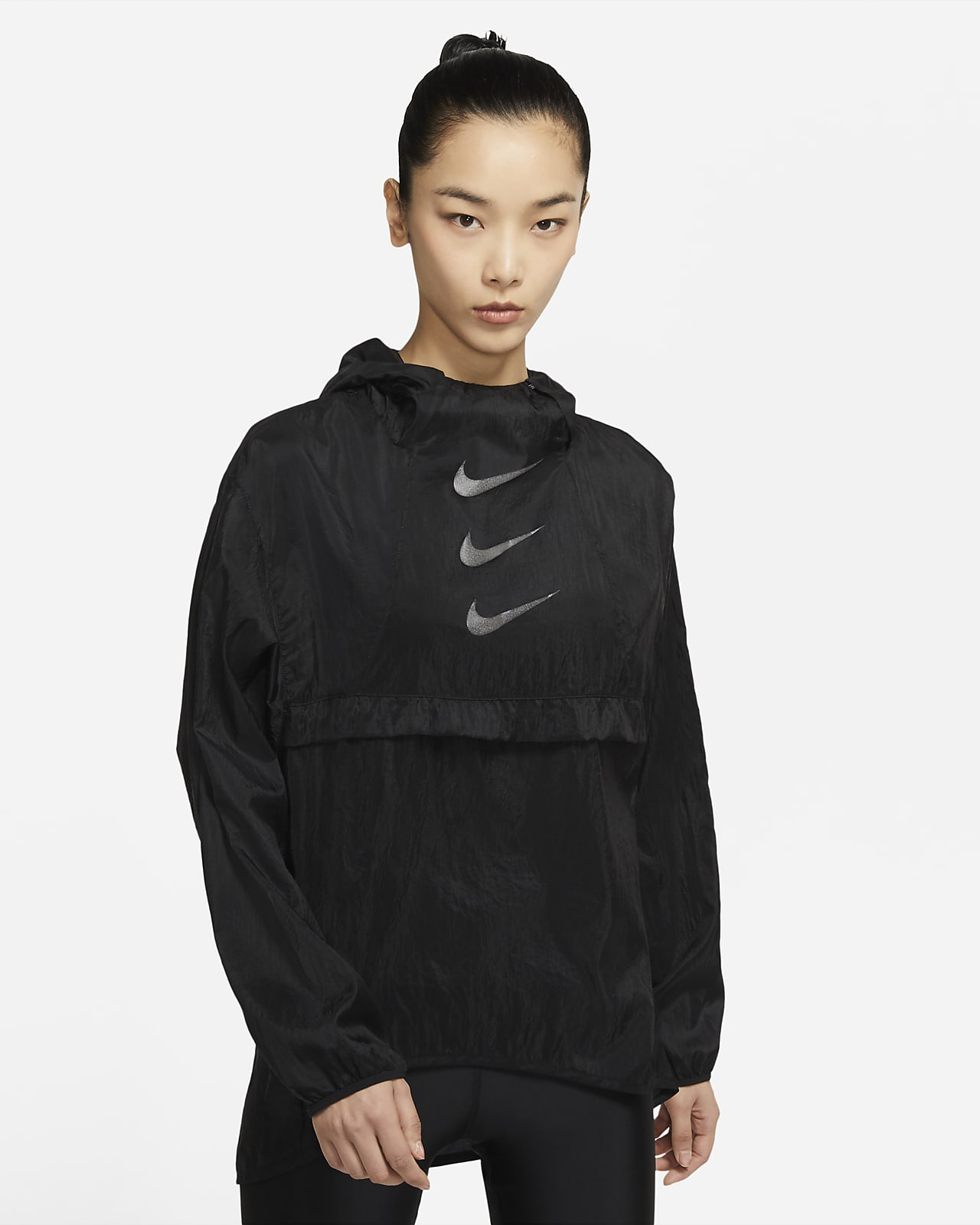Nike Run Division Packable 女子跑步上衣