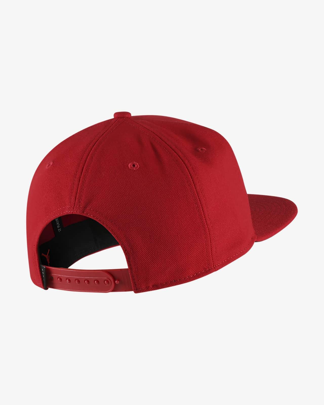 hacerte molestar Oblea Globo  Jordan Pro Jumpman Snapback Hat. Nike LU