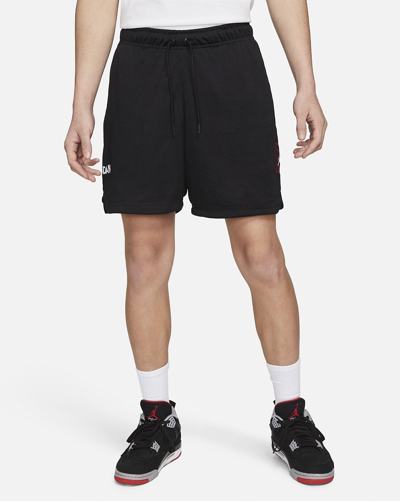 Jordan AJ5 男款網布圖樣短褲