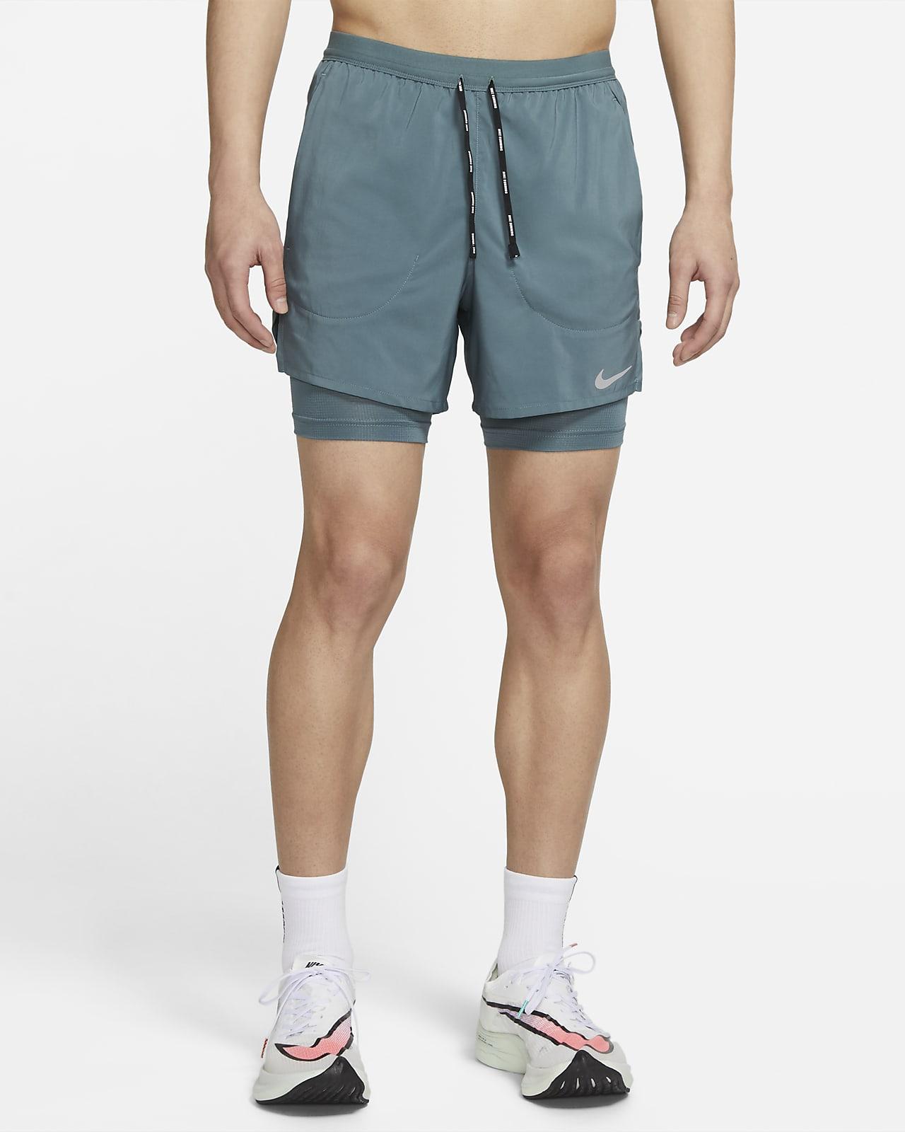 """Nike Flex Stride 5"""" 2-In-1 男子跑步短裤"""