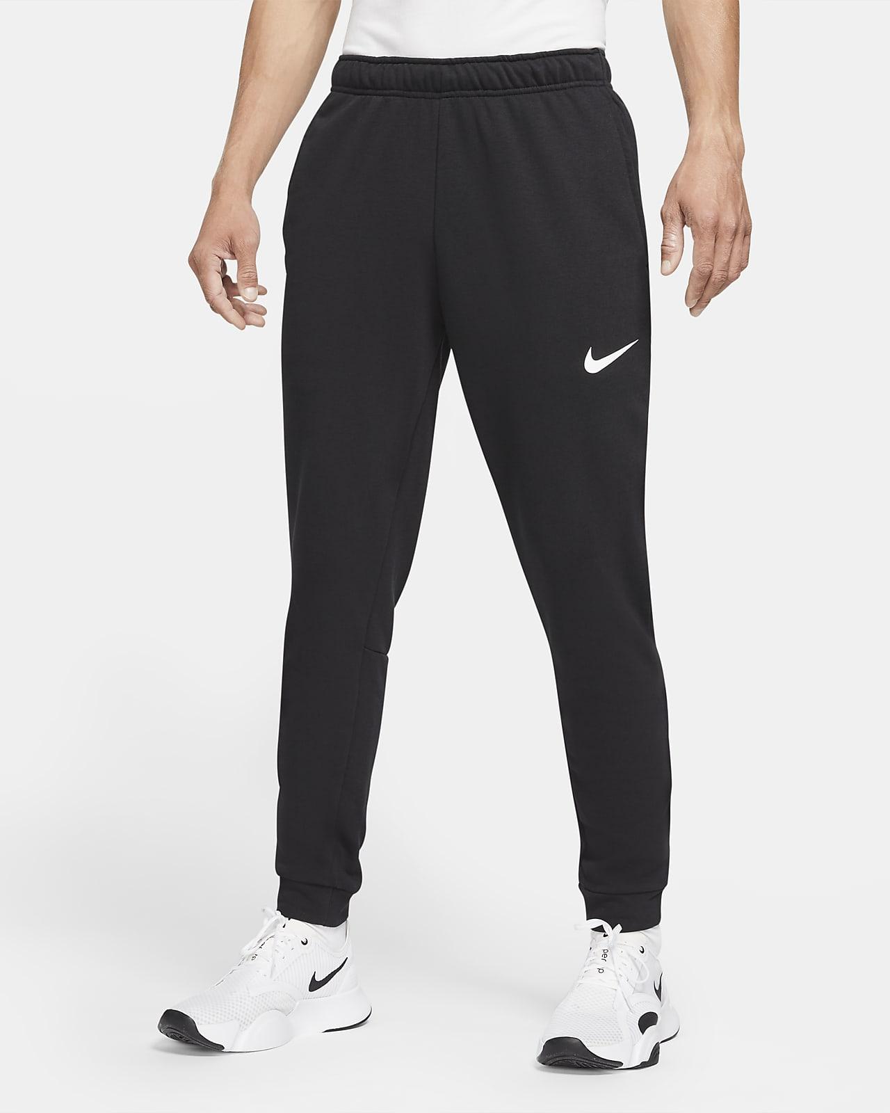 Ανδρικό παντελόνι προπόνησης που στενεύει προς τα κάτω Nike Dri-FIT