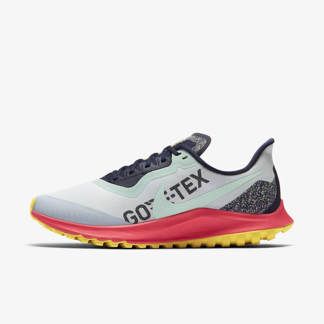 Nike Air Zoom Pegasus 36 Trail GORE TEX Trail Laufschuh für Damen