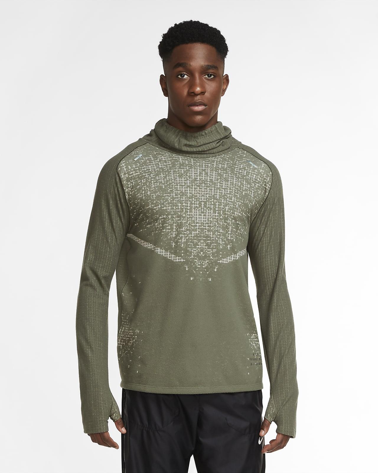 Nike Run Division Wooldorado Herren-Laufoberteil