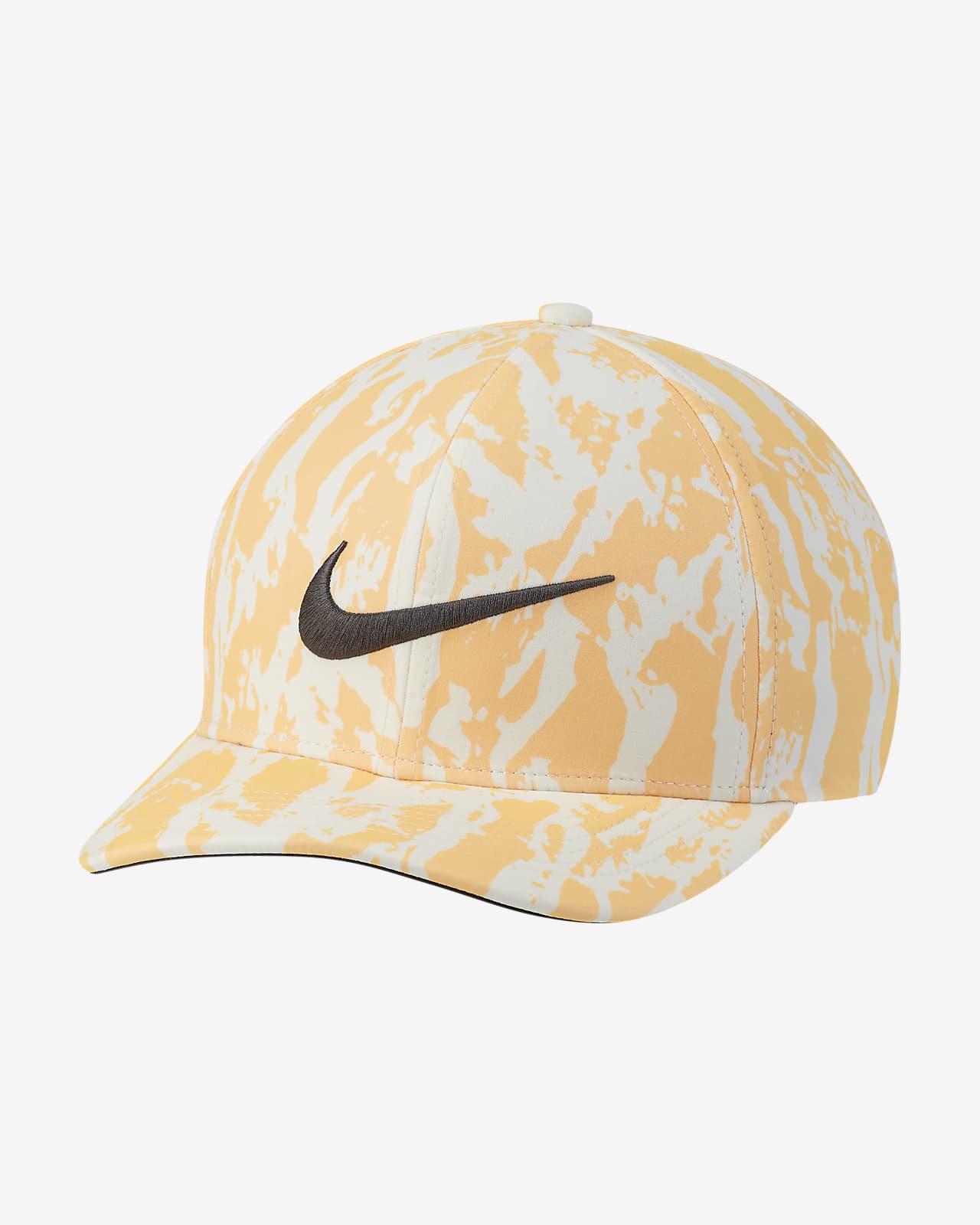 Gorra de golf estampada Nike AeroBill Classic99