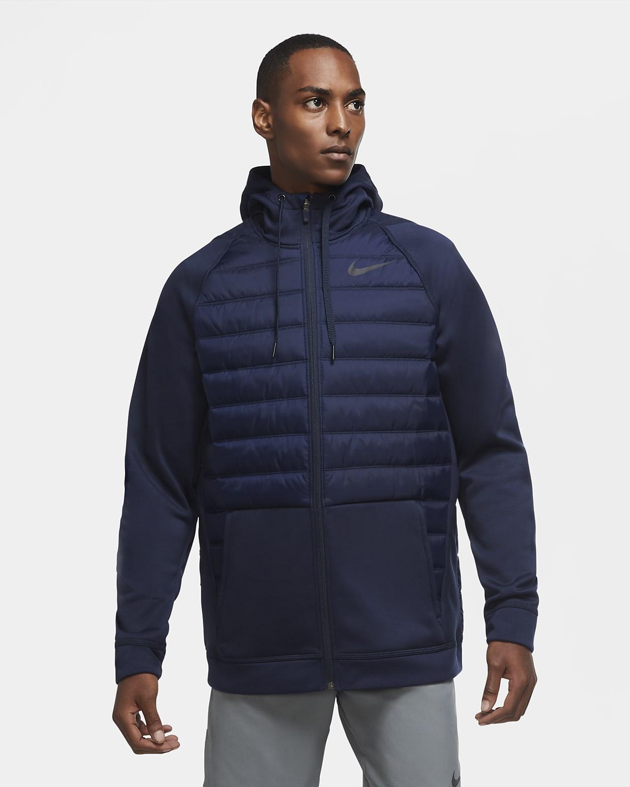 Nike Therma Men's Full-Zip Training Jacket