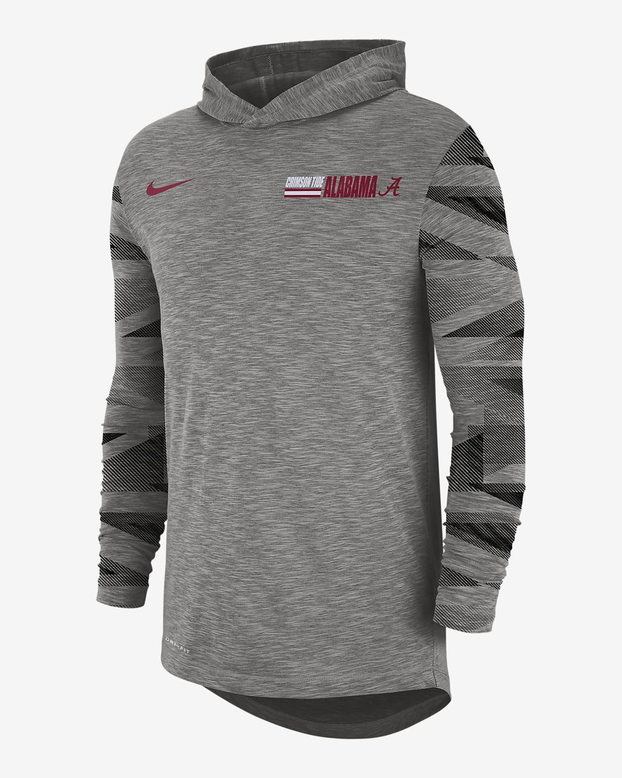 Men's Long-Sleeve Hooded T-Shirt. Nike.com