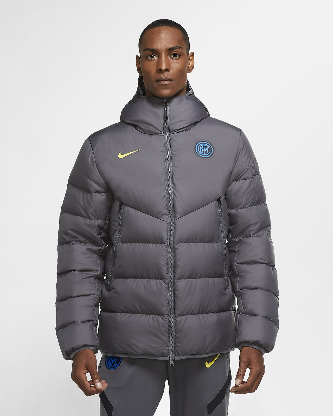 Inter Milan Strike Men's Football Jacket