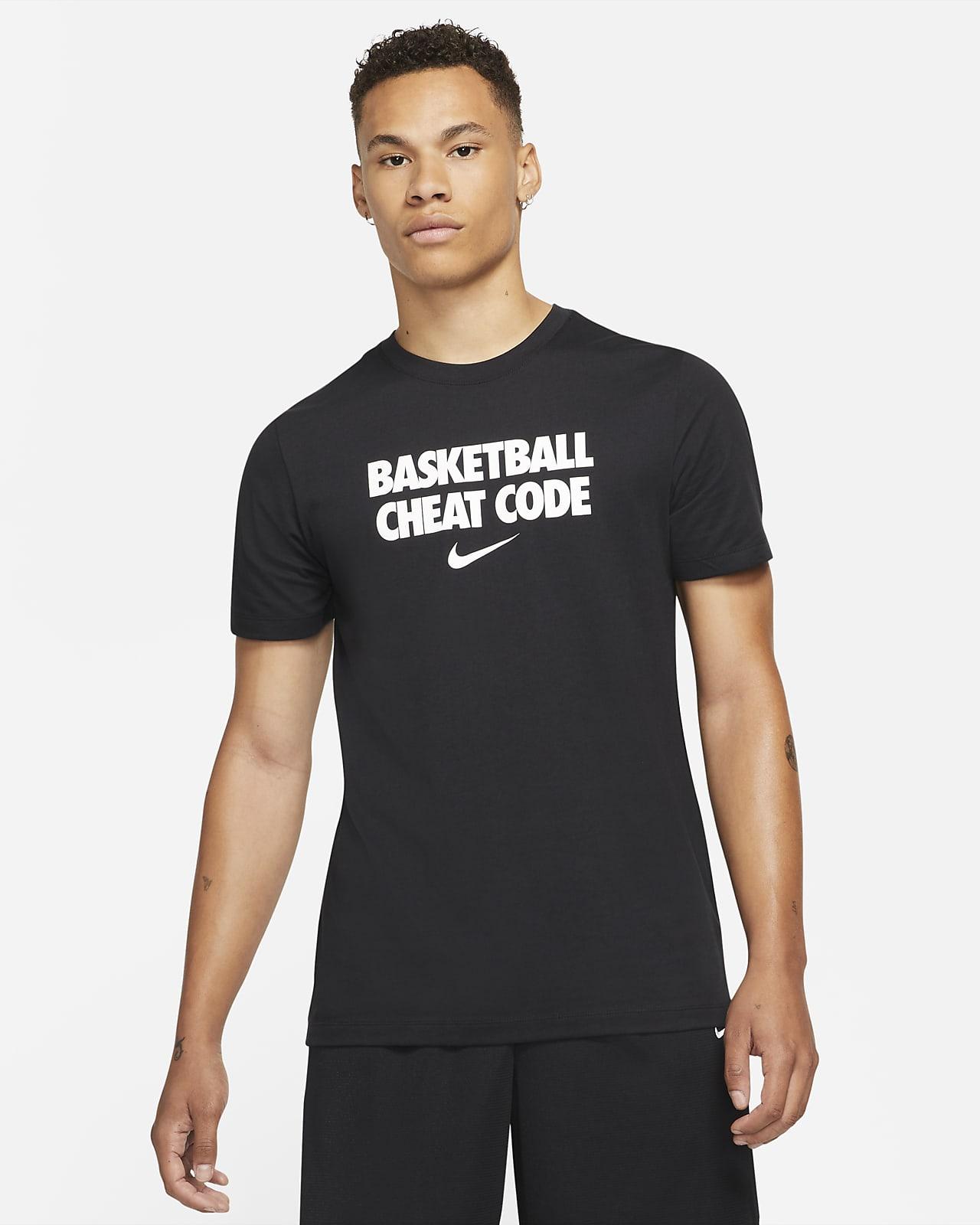 """Nike Dri-FIT """"Cheat Code"""" férfi kosárlabdás póló"""
