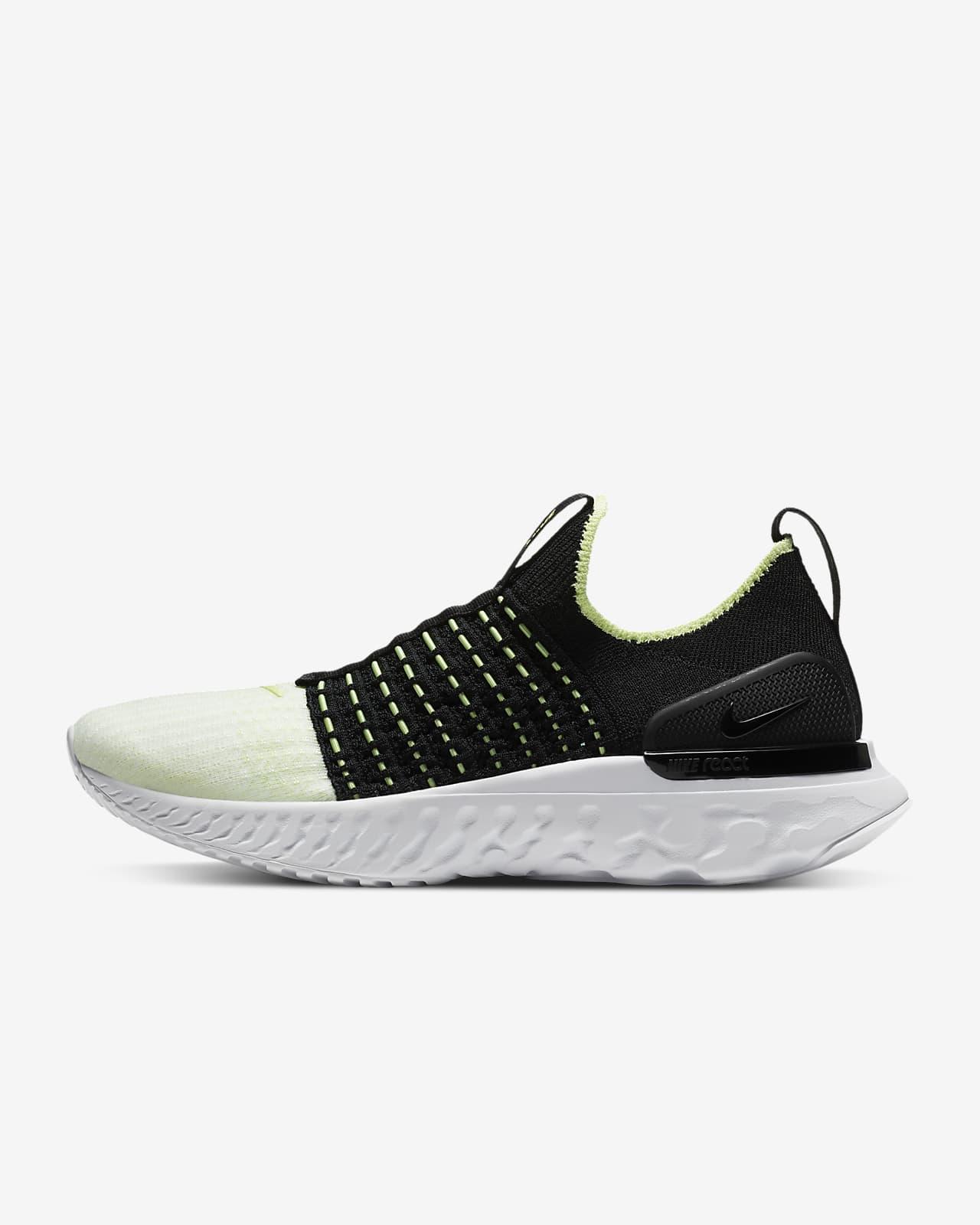 Calzado de running para mujer Nike React Phantom Run Flyknit 2