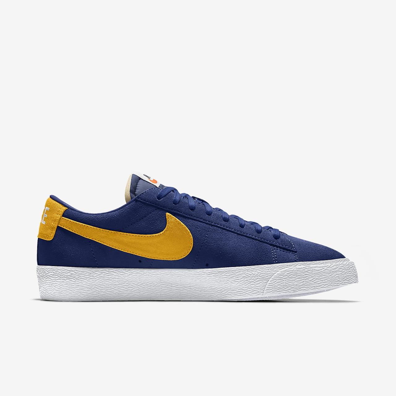 Nike Blazer Low By You Custom Men's