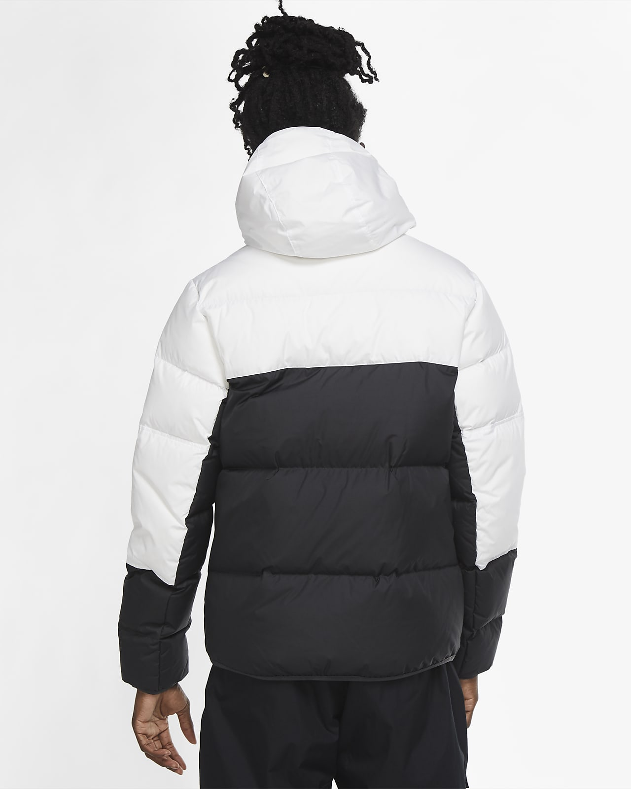 Nike Sportswear Down Fill Windrunner Men's Jacket. Nike NO