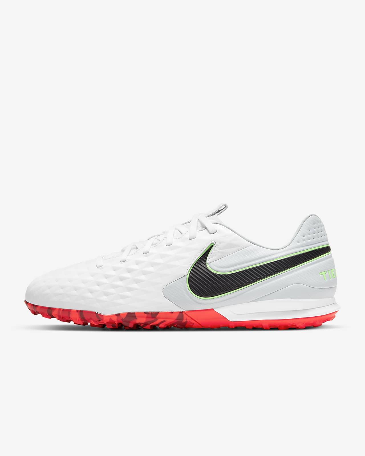 Nike Tiempo Legend 8 Pro TF Botas de fútbol para hierba artificial o moqueta - Turf