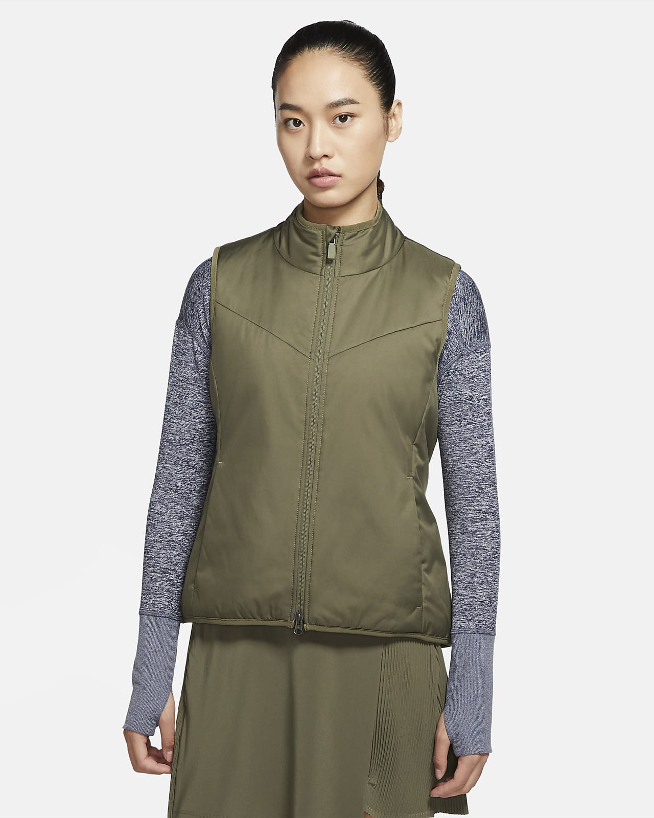Nike Women's Reversible Synthetic Filled Golf Vest