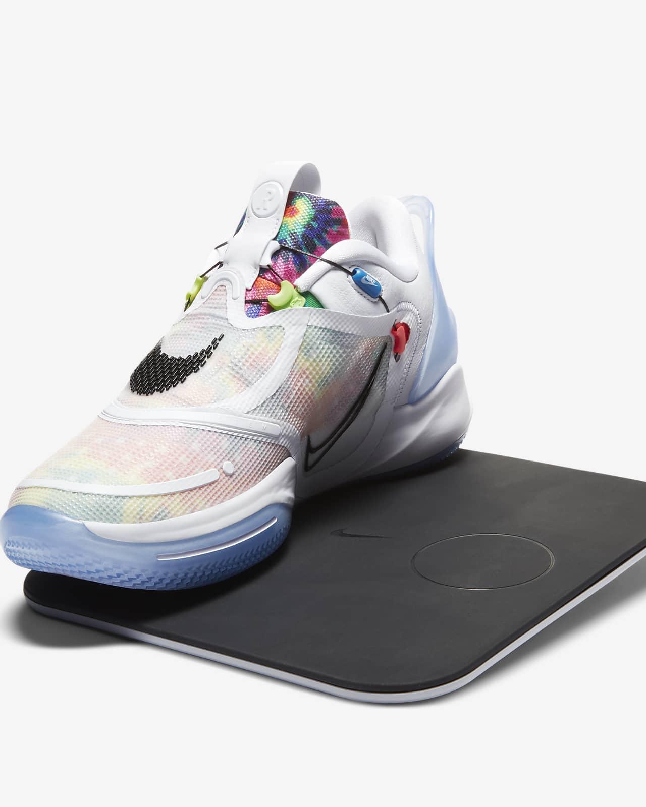Chaussure de basketball Nike Adapt BB 2.0 « Tie Dye »