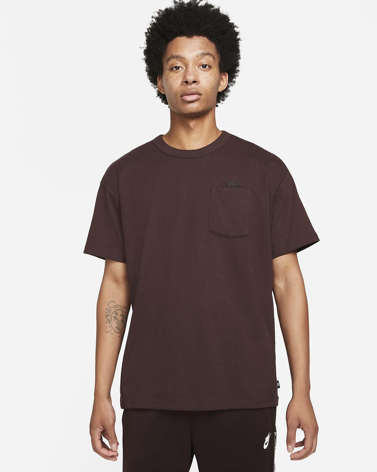 Мужская футболка с карманом Nike Sportswear Premium Essentials