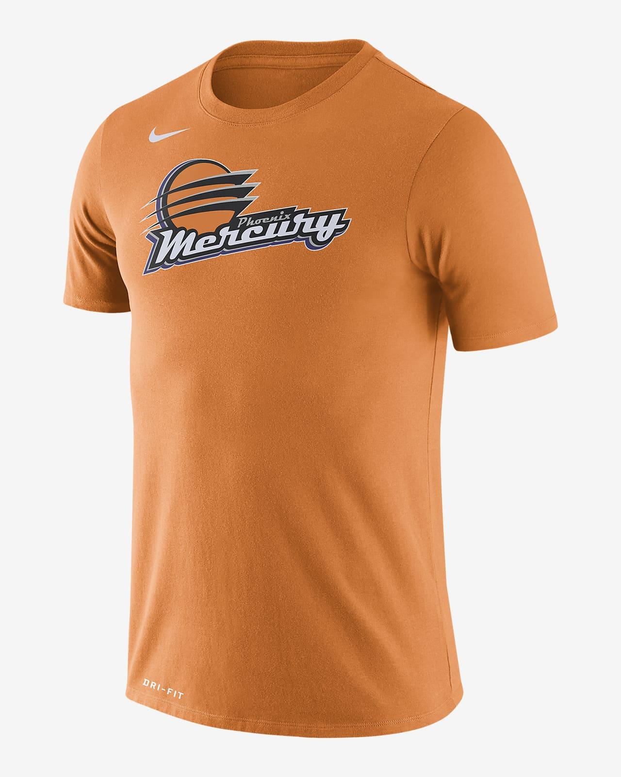 Phoenix Mercury Logo Nike Dri-FIT WNBA T-Shirt