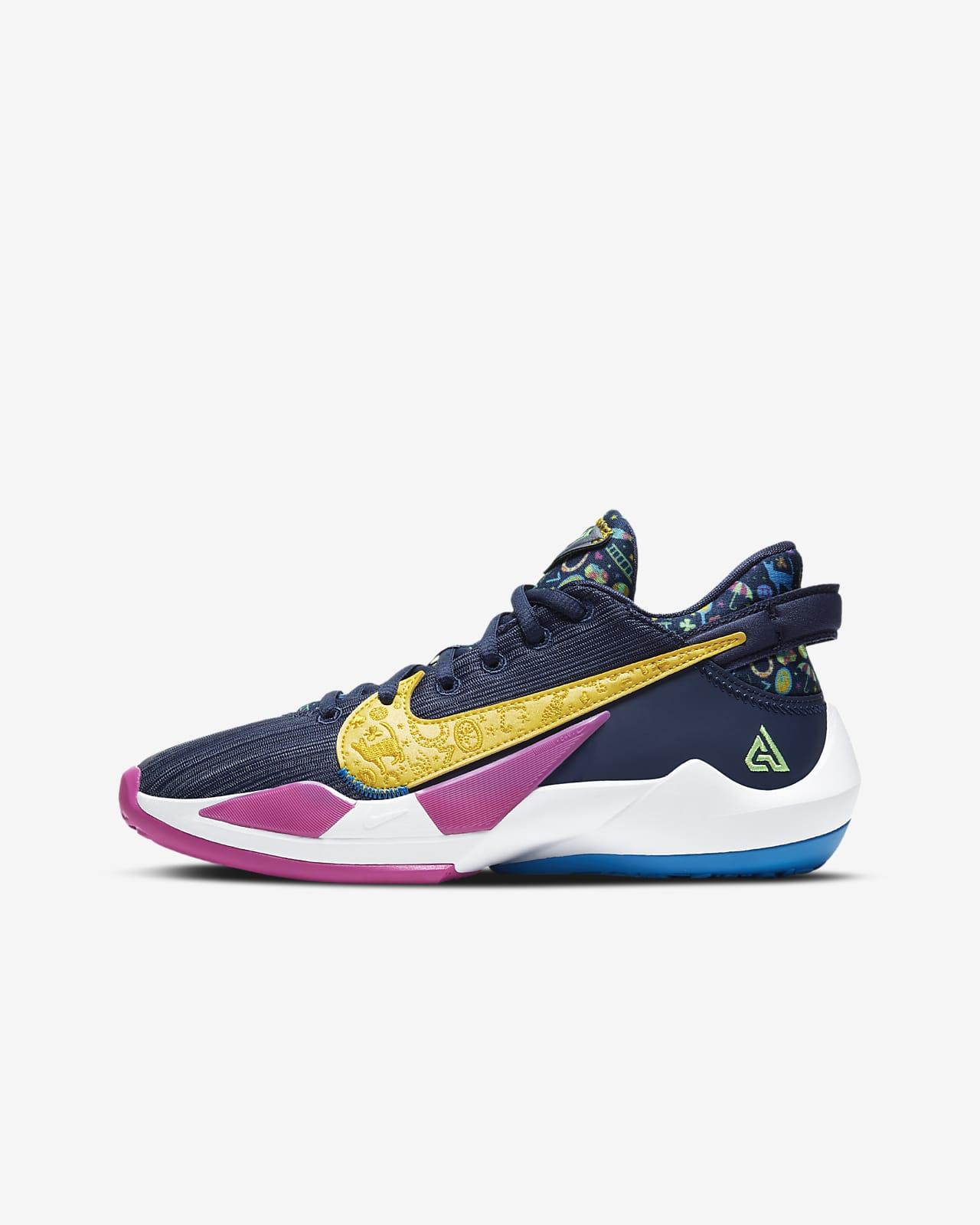 Nike Freak 2 PE (GS) 大童篮球童鞋