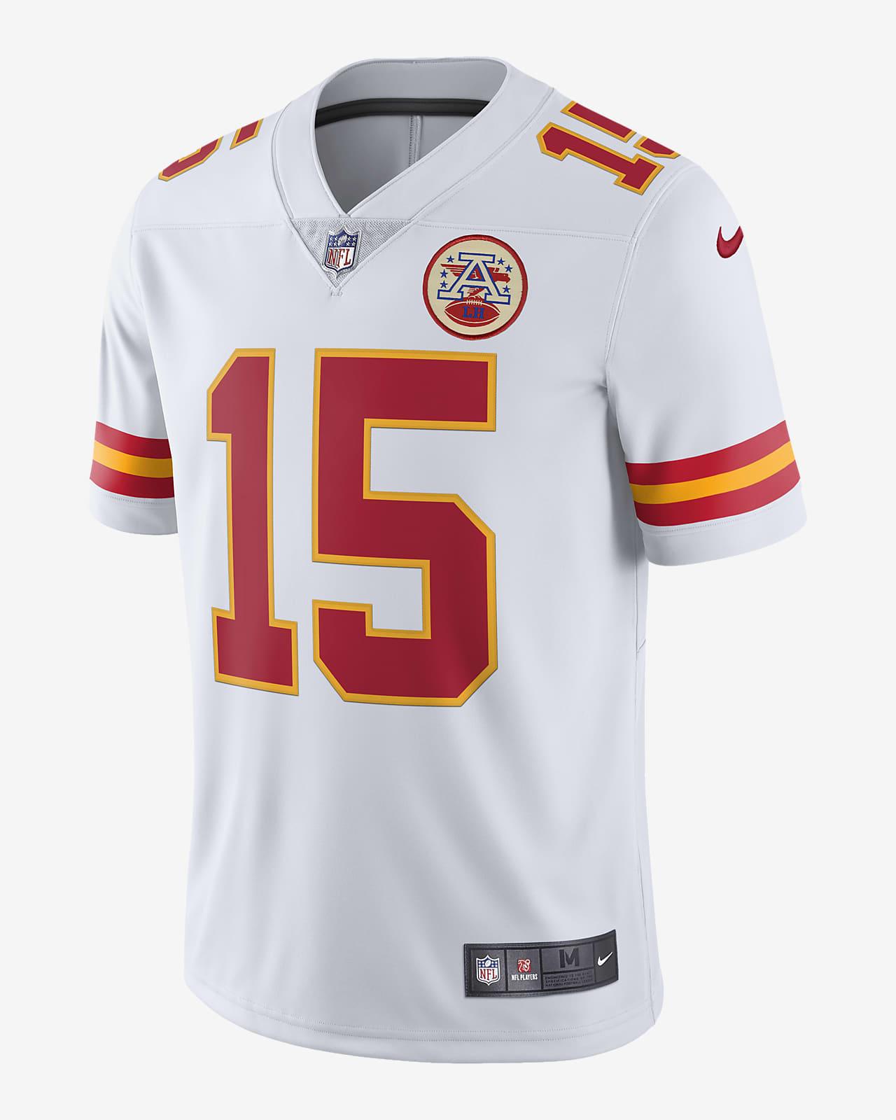 Nfl Kansas City Chiefs Patrick Mahomes Men S Limited Vapor Untouchable Football Jersey Nike Com
