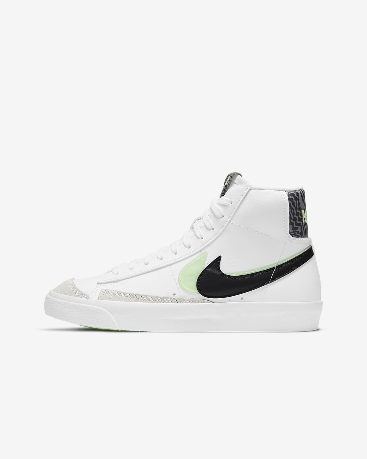 Nike Blazer Mid '77 SE Sabatilles - Nen/a