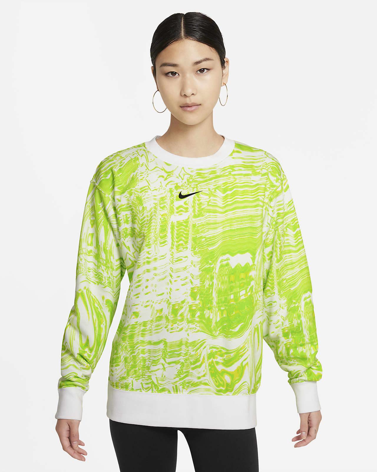 Женский флисовый свитшот для танцев Nike Sportswear