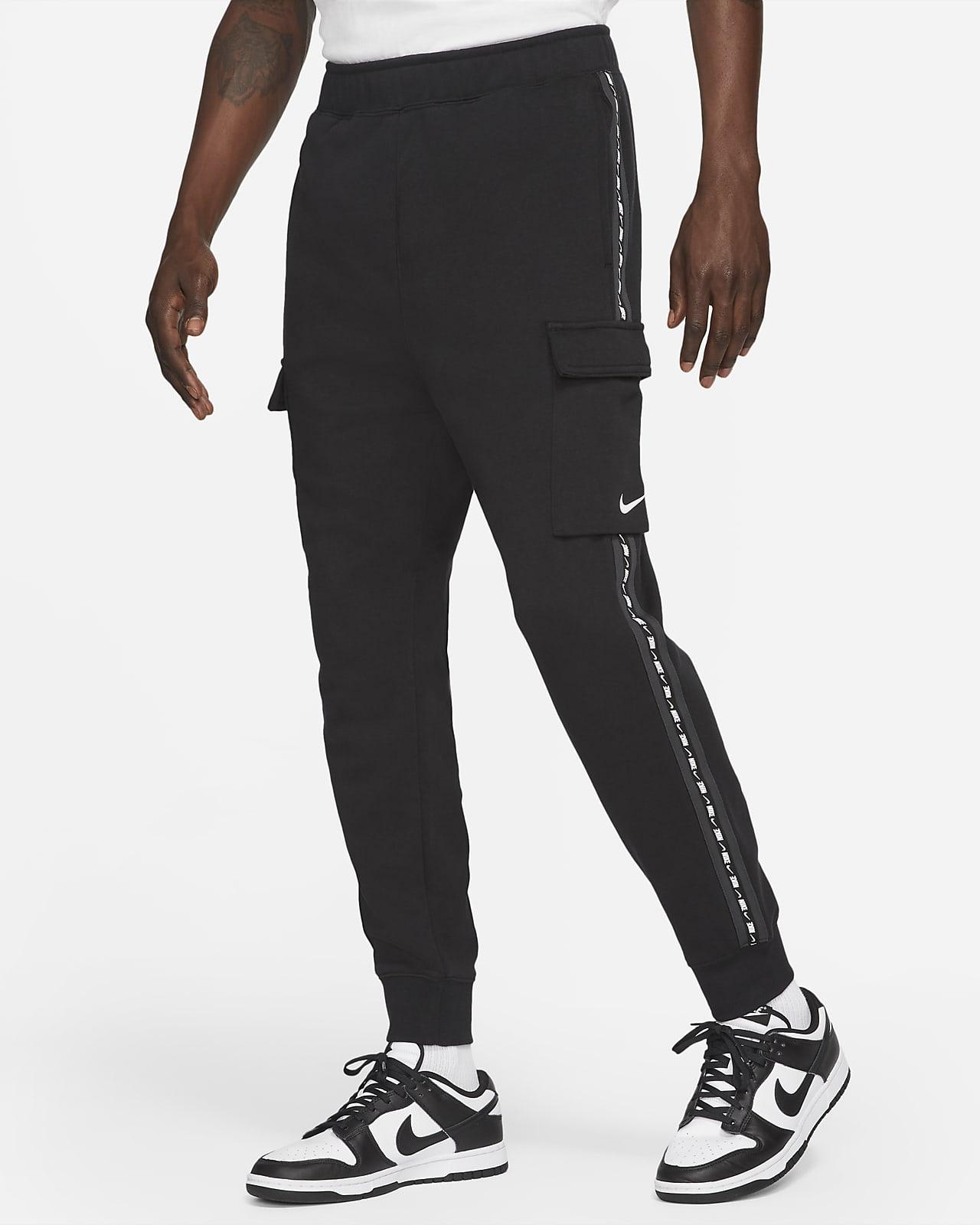 Pantalon cargo en tissu Fleece Nike Sportswear pour Homme. Nike LU