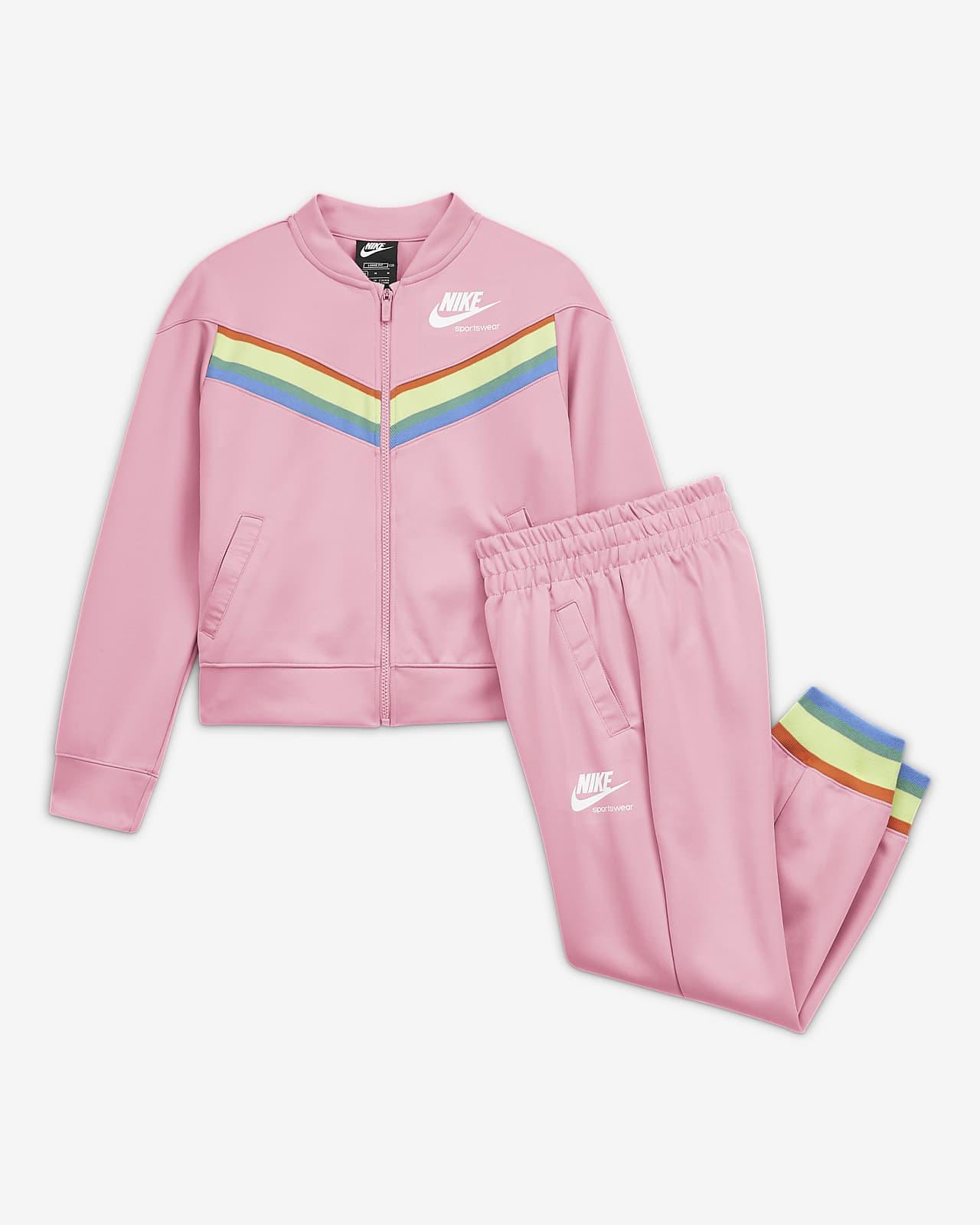 Nike Sportswear Heritage Trainingsanzug für ältere Kinder (Mädchen)