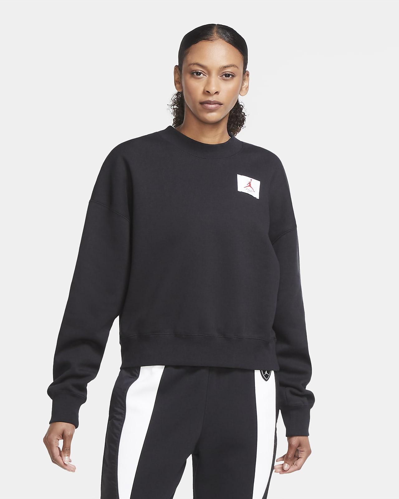 Jordan Flight Women's Fleece Top. Nike PH
