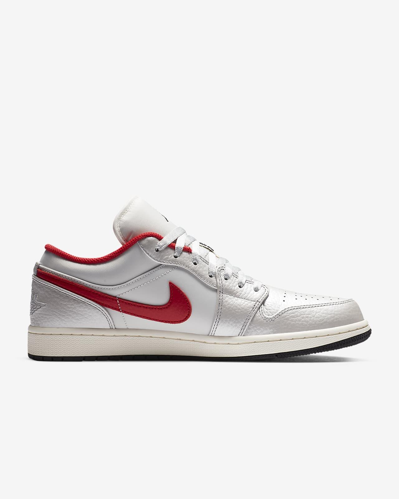 chaussures air jordan 1 rouge nike homme