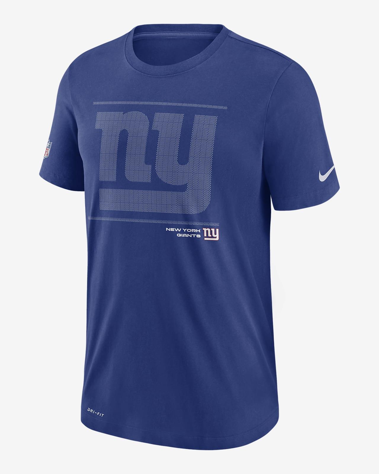 Nike Dri-FIT Sideline Team Issue (NFL New York Giants) Men's T-Shirt