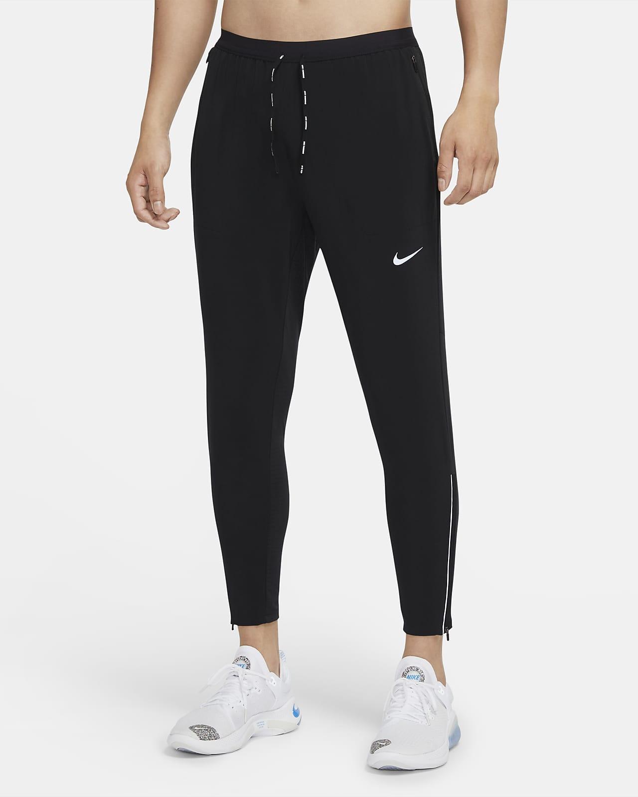 Pánské tkané běžecké kalhoty Nike Phenom Elite