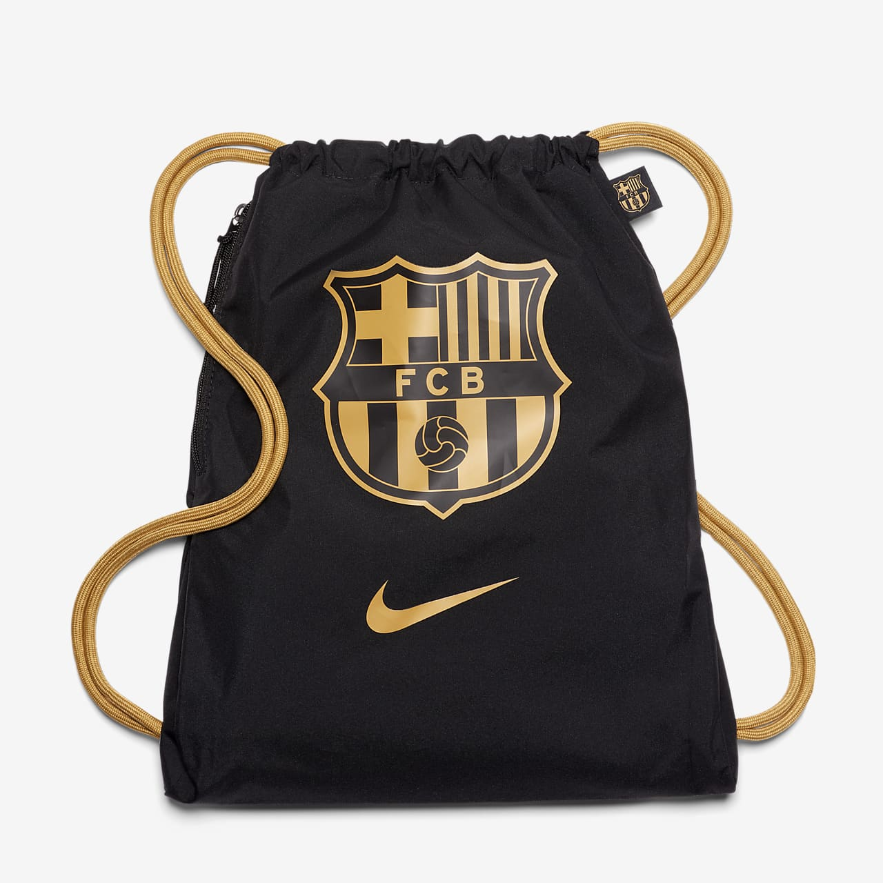 F.C. Barcelona Stadium Football Gymsack