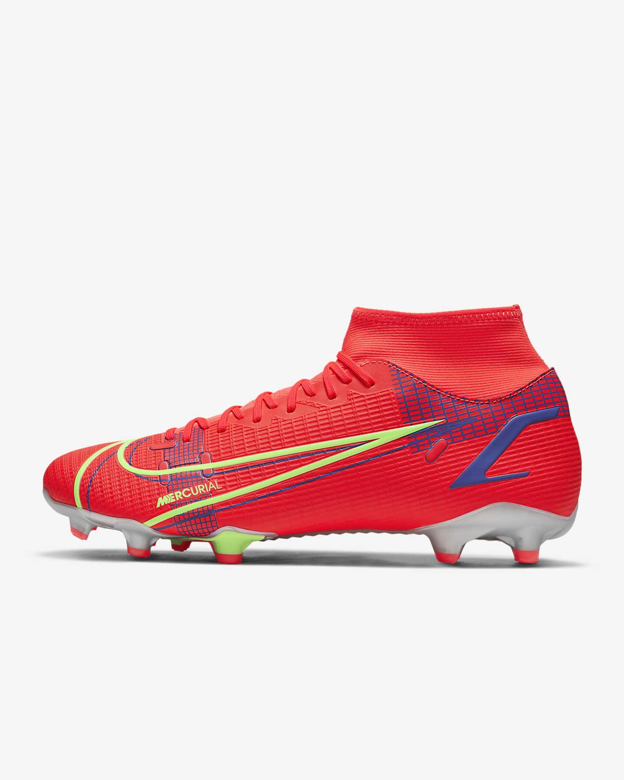 Nike Mercurial Superfly 8 Academy MG-fodboldstøvle til flere typer underlag