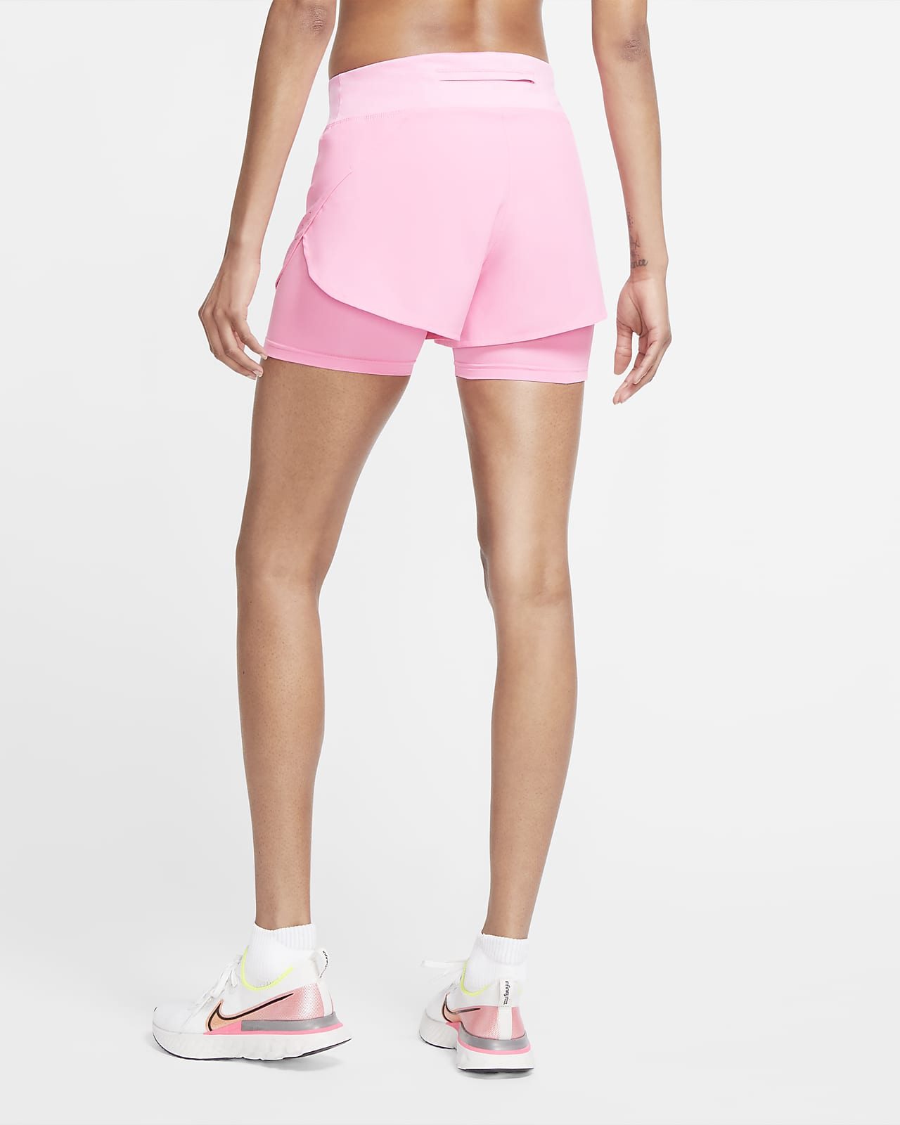 Nike Eclipse Pantalon Corto De Running 2 En 1 Mujer Nike Es