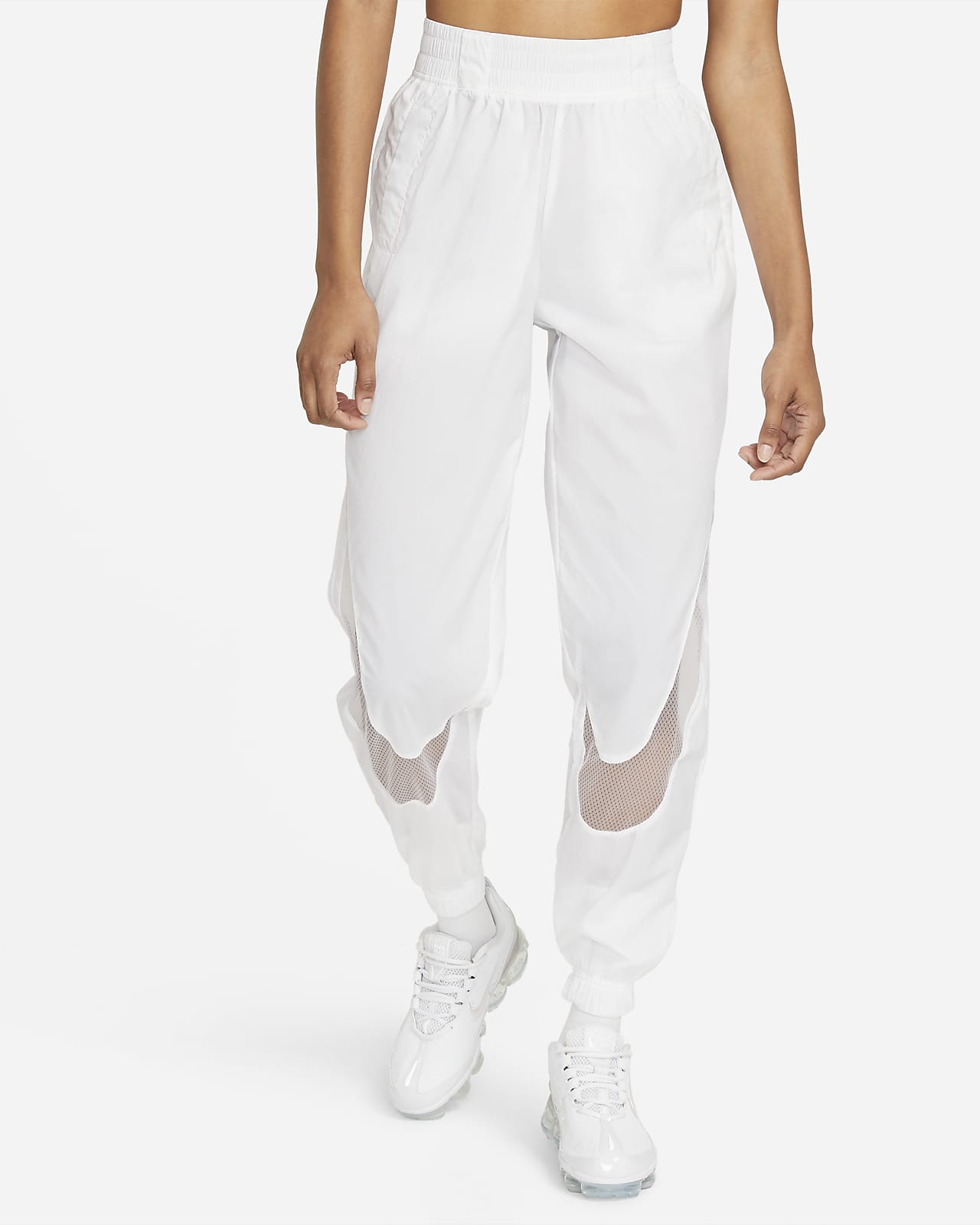 Nike Sportswear 女款梭織長褲