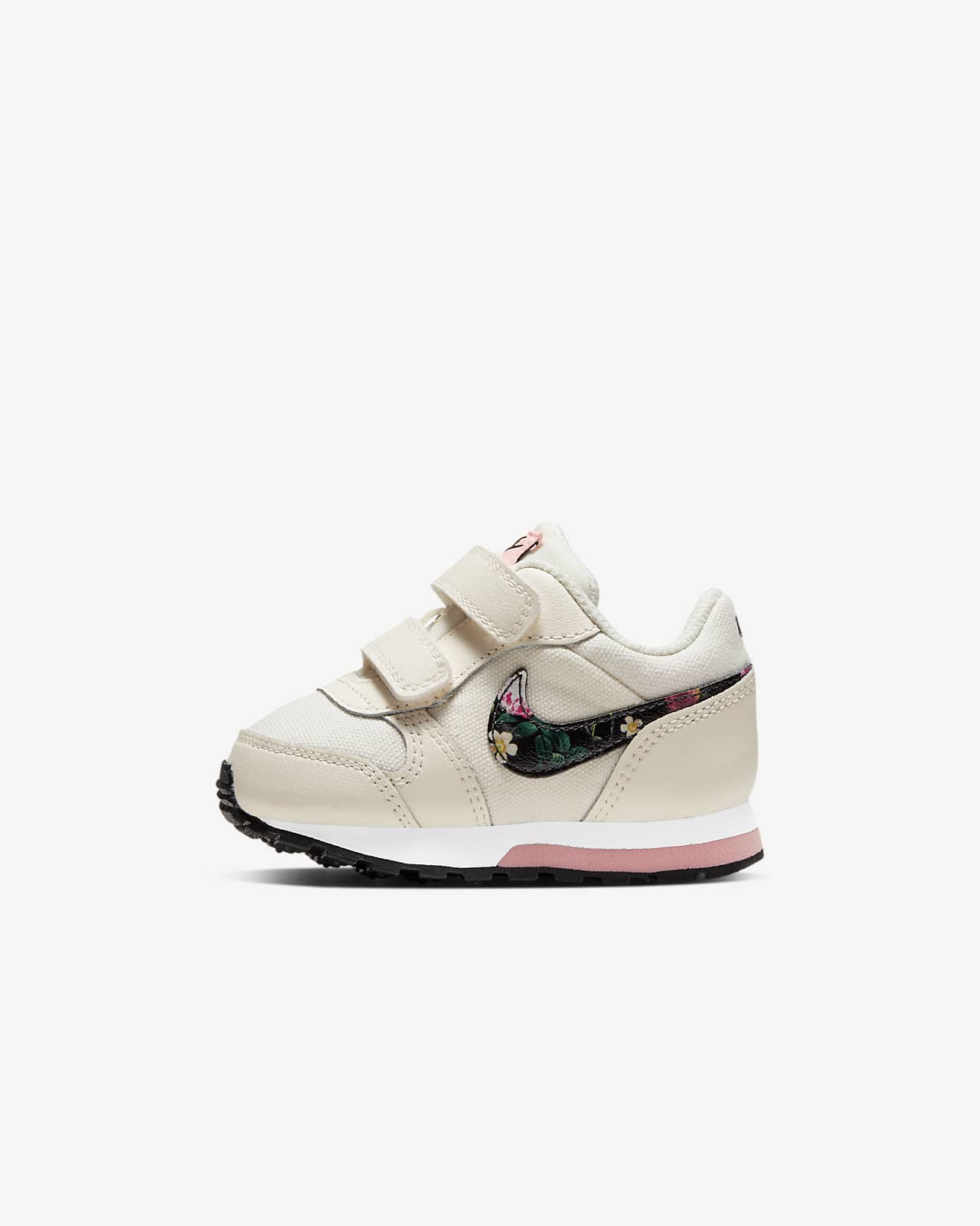 Nike MD Runner 2 Vintage Floral Baby and Toddler Shoe