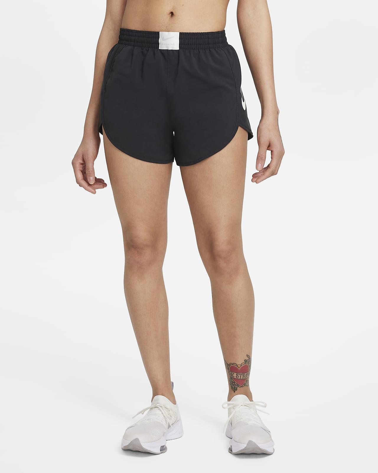 Shorts de running con ropa interior forrada para mujer Nike Dri-FIT Retro