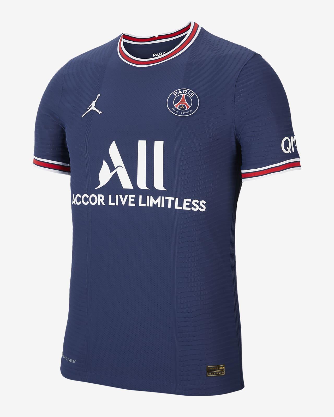Jersey de fútbol Nike Dri-FIT ADV del Paris Saint-Germain local 2021/22 Match para hombre