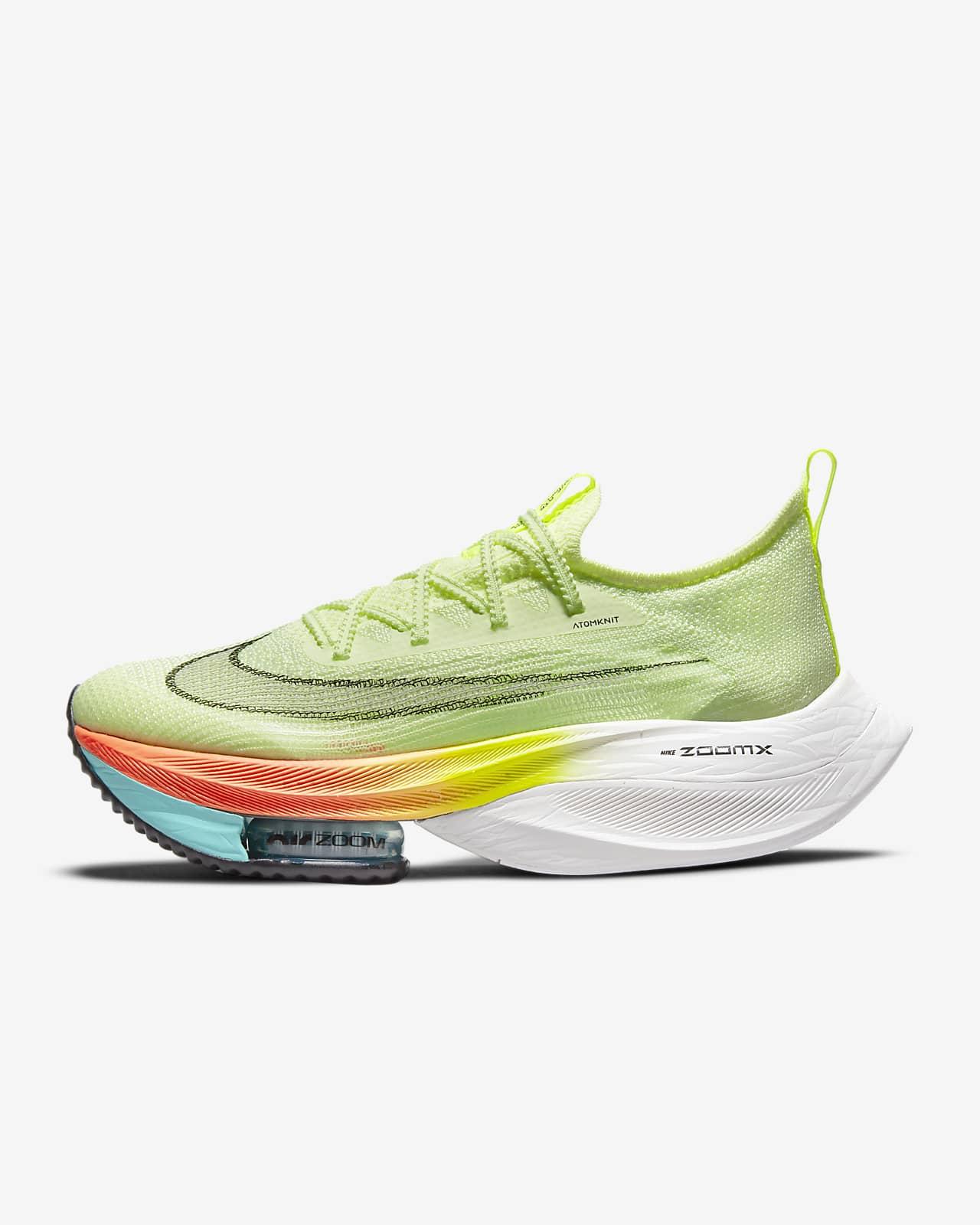Nike Air Zoom Alphafly NEXT%-konkurrenceløbesko til vej til kvinder