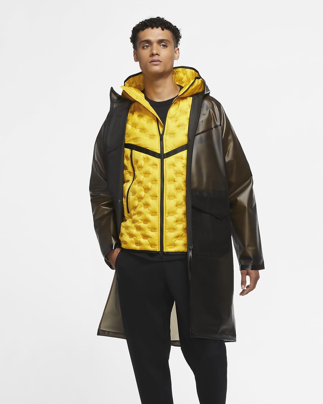 Nike Sportswear Tech Pack Down-Fill Set aus Mantel und Jacke für Herren