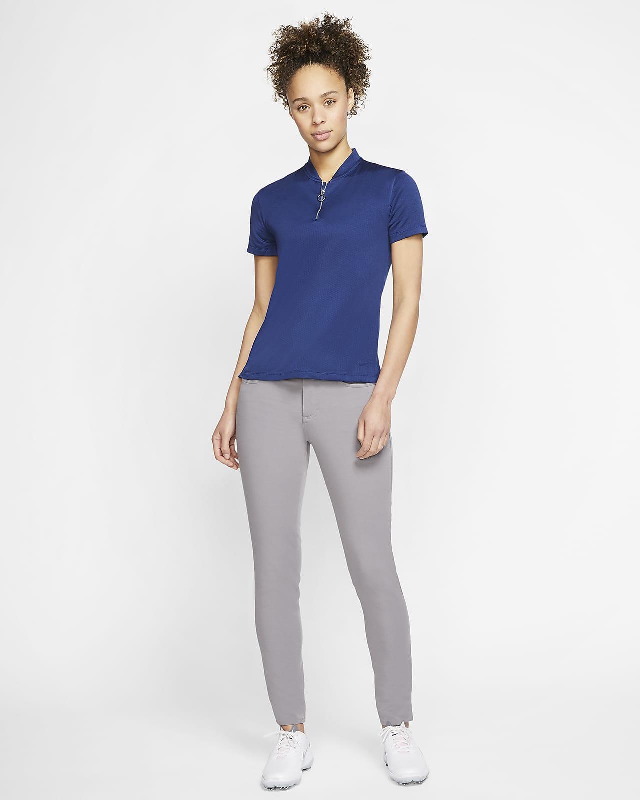 Nike Dri Fit Women S Golf Polo Nike Com Nike dri fit golf polo shirt sz xxl white gray. nike dri fit women s golf polo