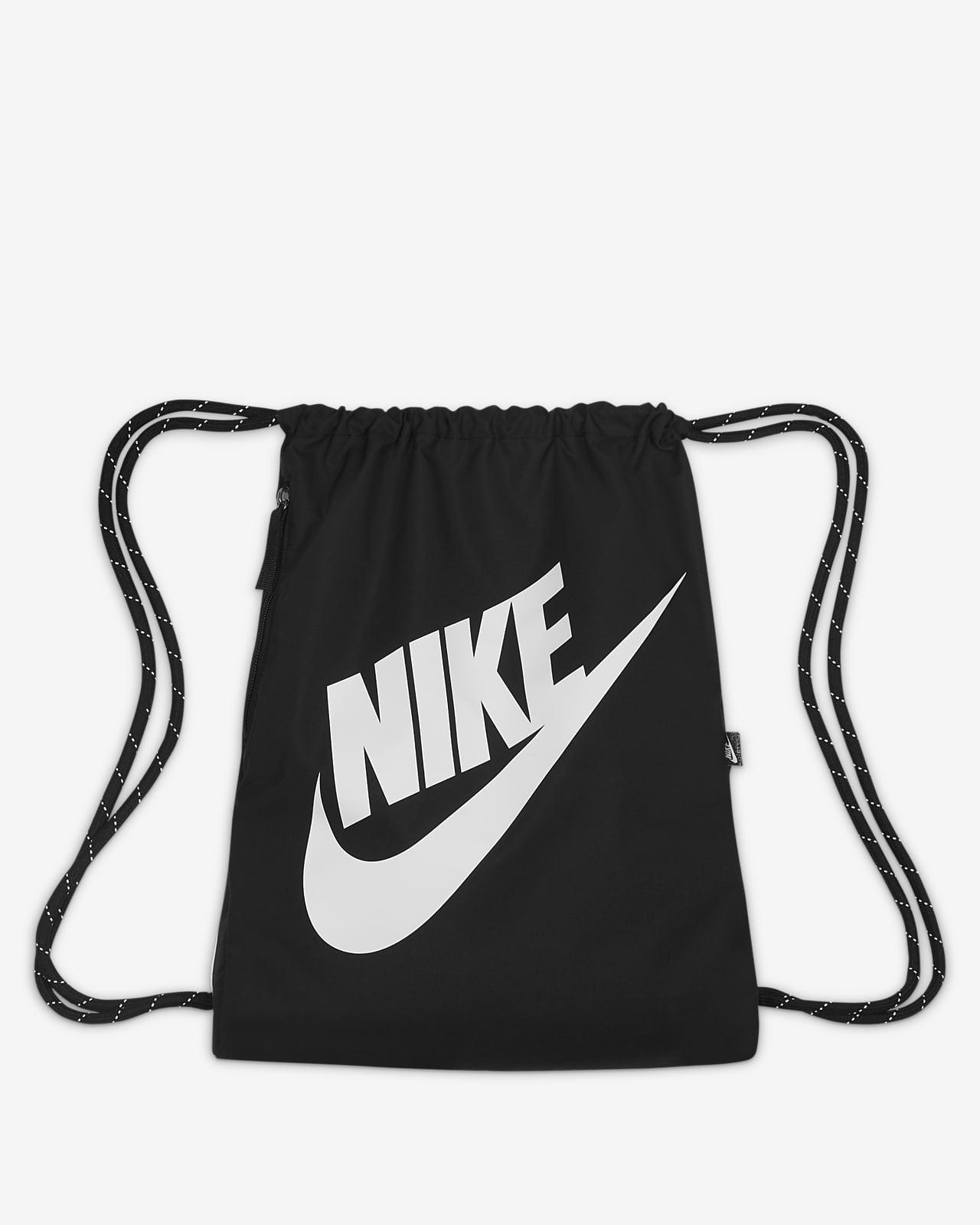 Saco de cordão Nike Heritage