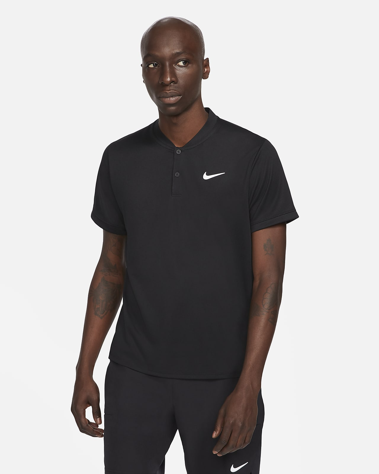 Polo de tennis NikeCourt Dri-FIT pour Homme