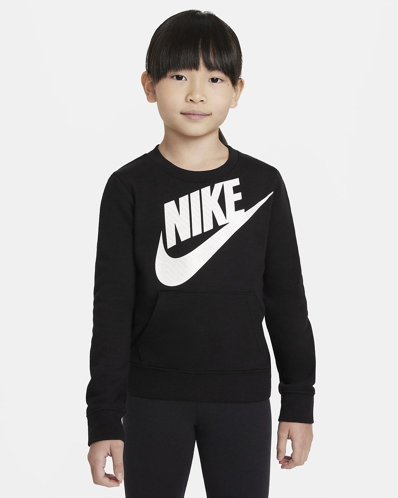 Nike Sportswear Little Kids' Pullover Crew