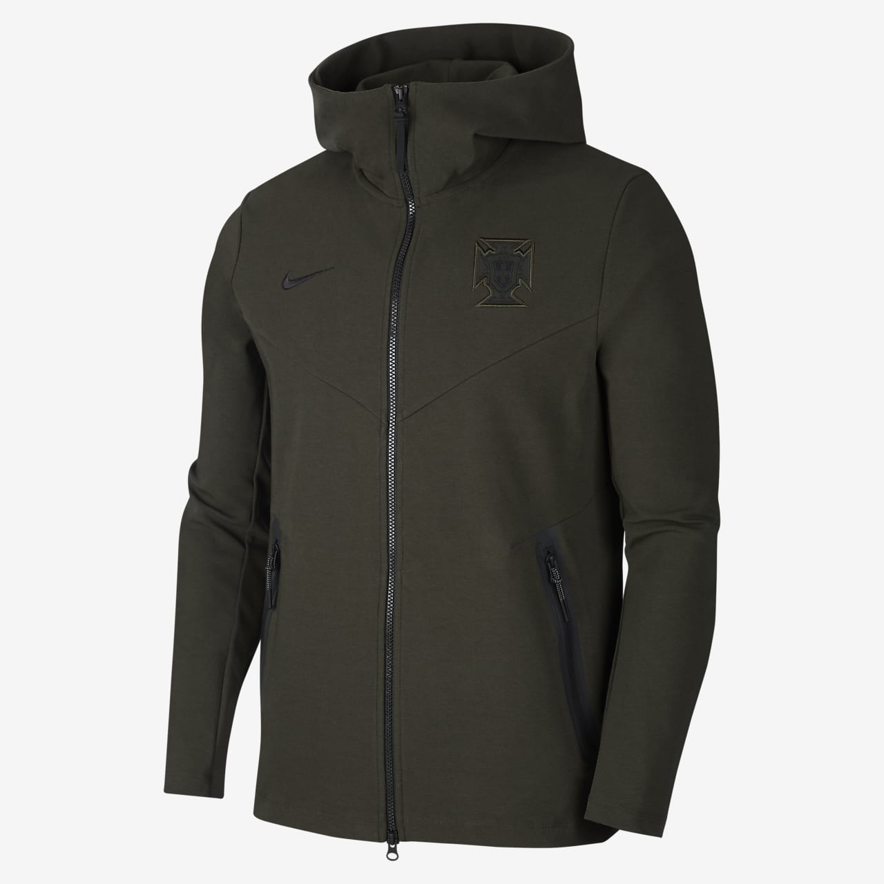 Portugal Tech Pack Men's Full-Zip Hoodie